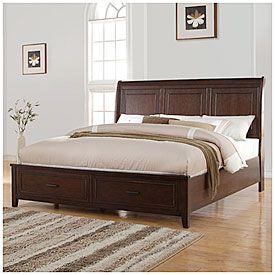 Manoticello King Bed at Big Lots. | furniture | Pinterest | King ...