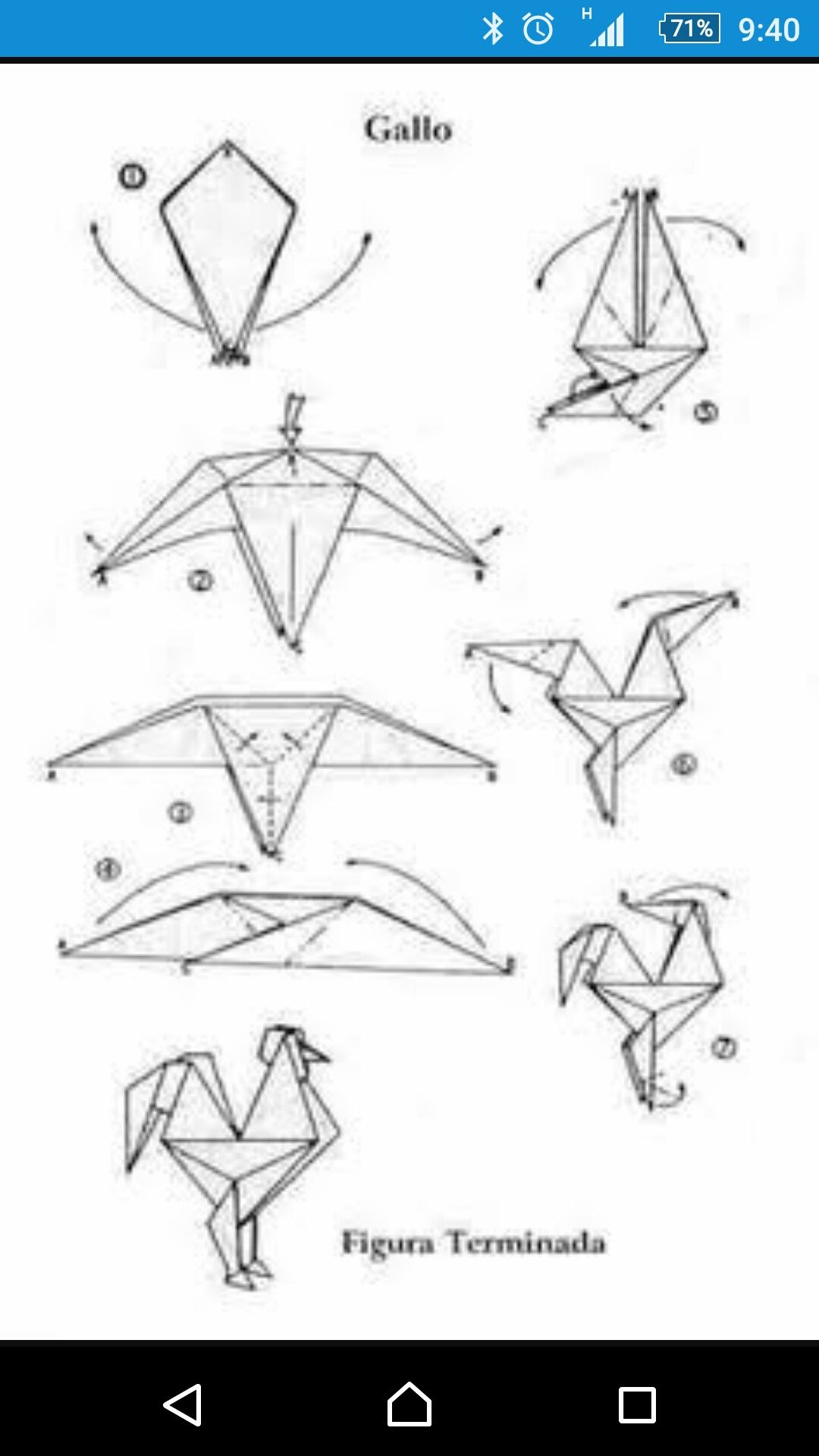 Pin by Andrew Khor on Origamy | Joyería de origami ... - photo#45