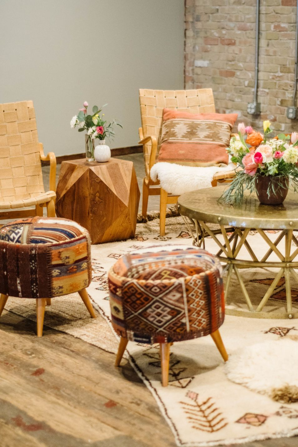 4 Ways To Add Texture In A Lounge Bohemian Interior Design