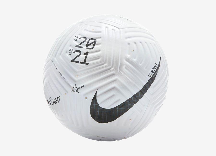Nike Flight Elite 2020 21 Match Ball White Metallic Gold Black Nikefootball Nikesoccer Nikefutbol In 2020 Nike Flight Soccer Nike Soccer Ball