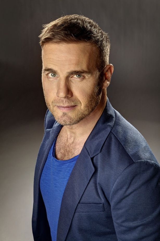 Gorgeous And Hot Hot Hot Gary Barlow My Favourites