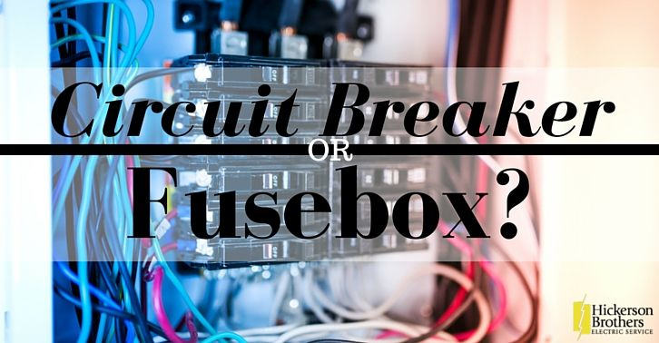 circuit breaker or fuse box? | breakers, circuit, fuse box  pinterest