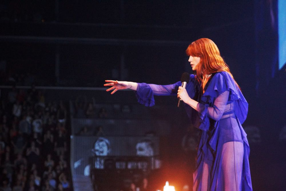 Florence And The Machine @ Barclays Center