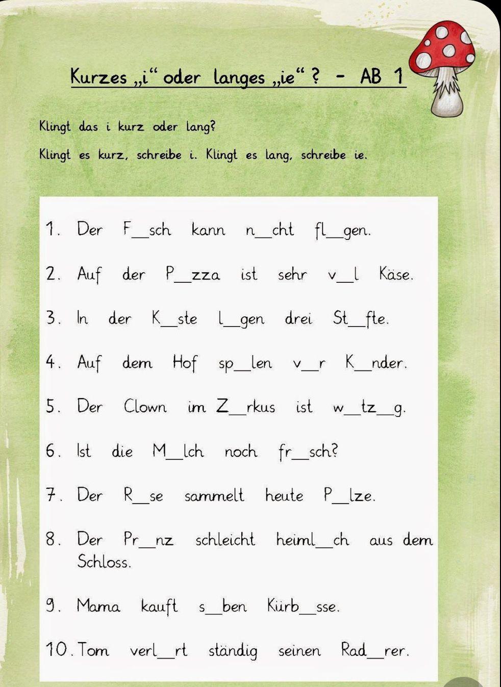 Continue Auf Deutsch
