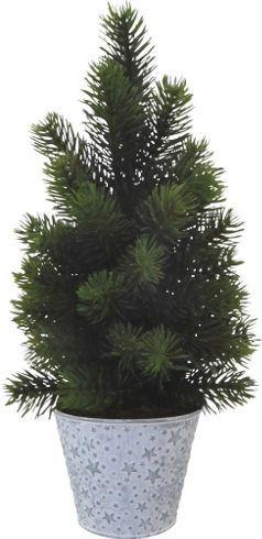Dekoweihnachtsbaum aus Kunststoff - praktisch und pflegeleicht