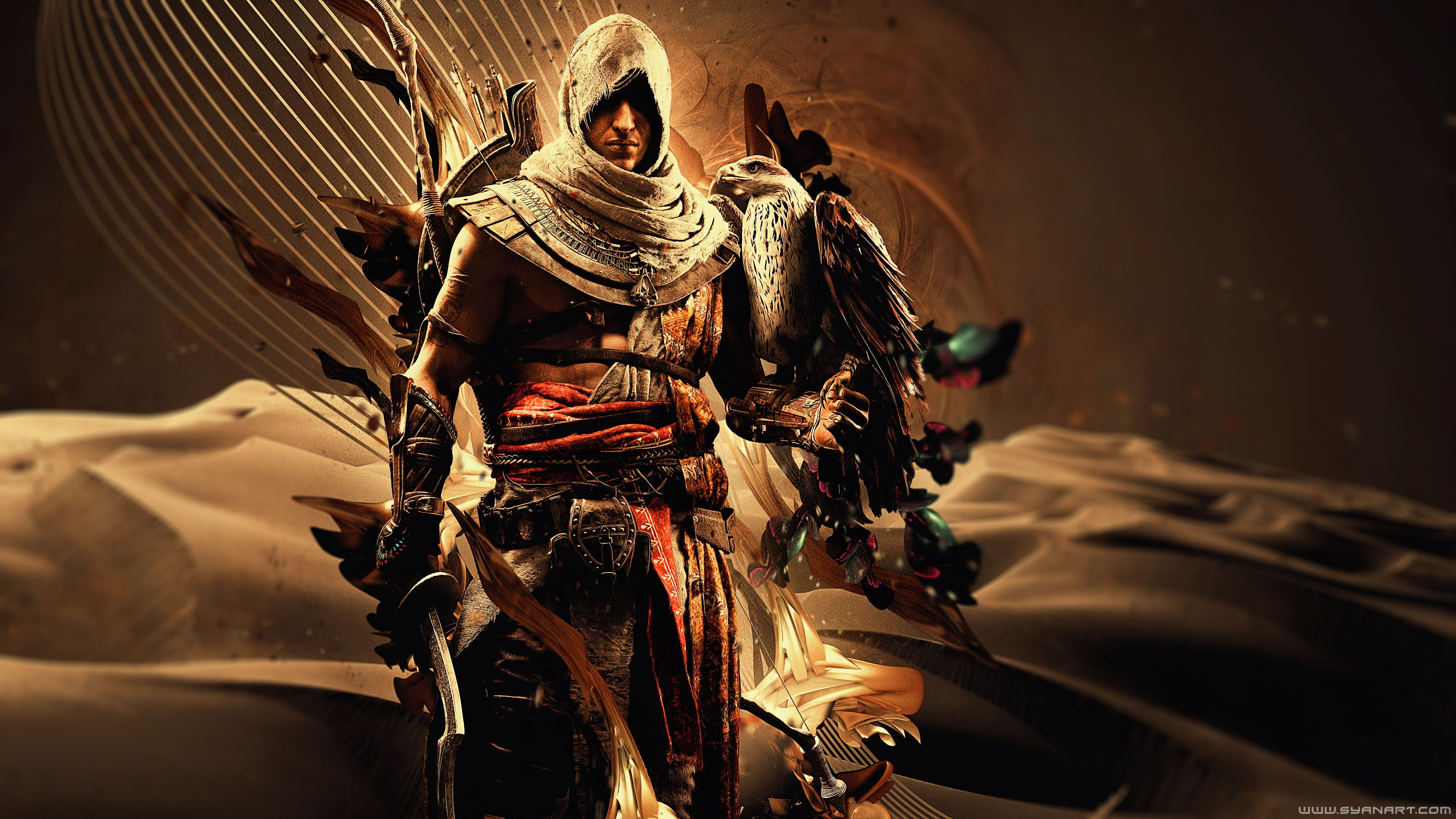 Assassin S Creed Poster Assassin S Creed Video Games Eagle