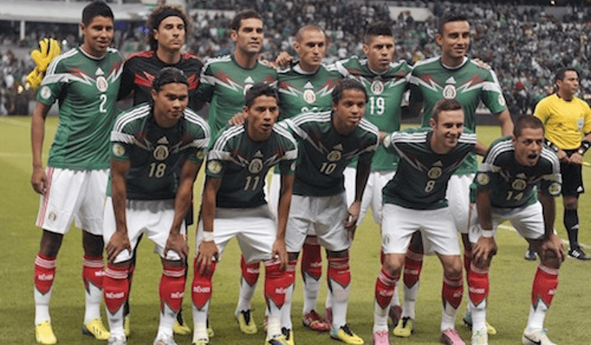 Mexico World Cup 2014 Squad The Football Column Http Thefootballcolumn Com Mexico World Cup 2014 Squad Seleccion Mexicana Deportes Cultura