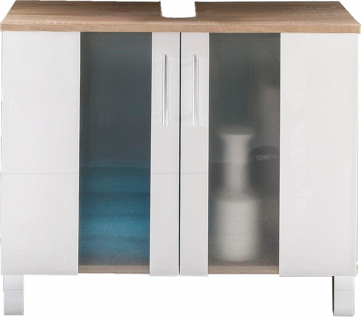 Welltime Waschbeckenschrank Porto Weiss Pflegeleichte Oberflache Fsc Zertifiziert Jetzt Bestellen Unter Waschbeckenunterschrank Schrank Waschbeckenschrank
