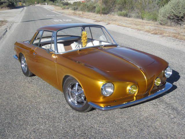 1962 VW Type 3 Karmann Ghia For Sale @ Oldbug.com