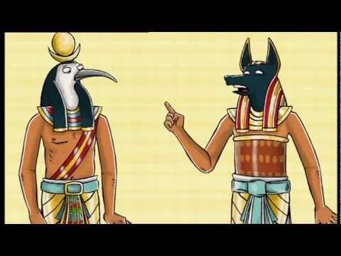 Egyptian mythology and the Bible Essay