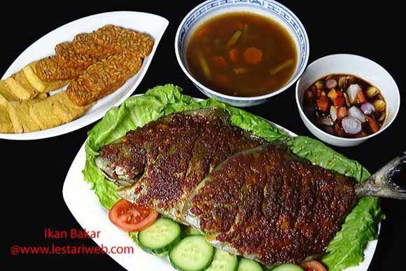 Kumpulan Resep Asli Indonesia Kuliner Indonesia Resep Ikan Bakar Resep Makanan Resep Masakan Asia