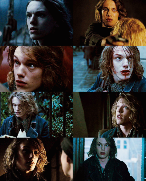 Eternally Existential Jamie Campbell Bower Jamie Campbell Sweeney Todd