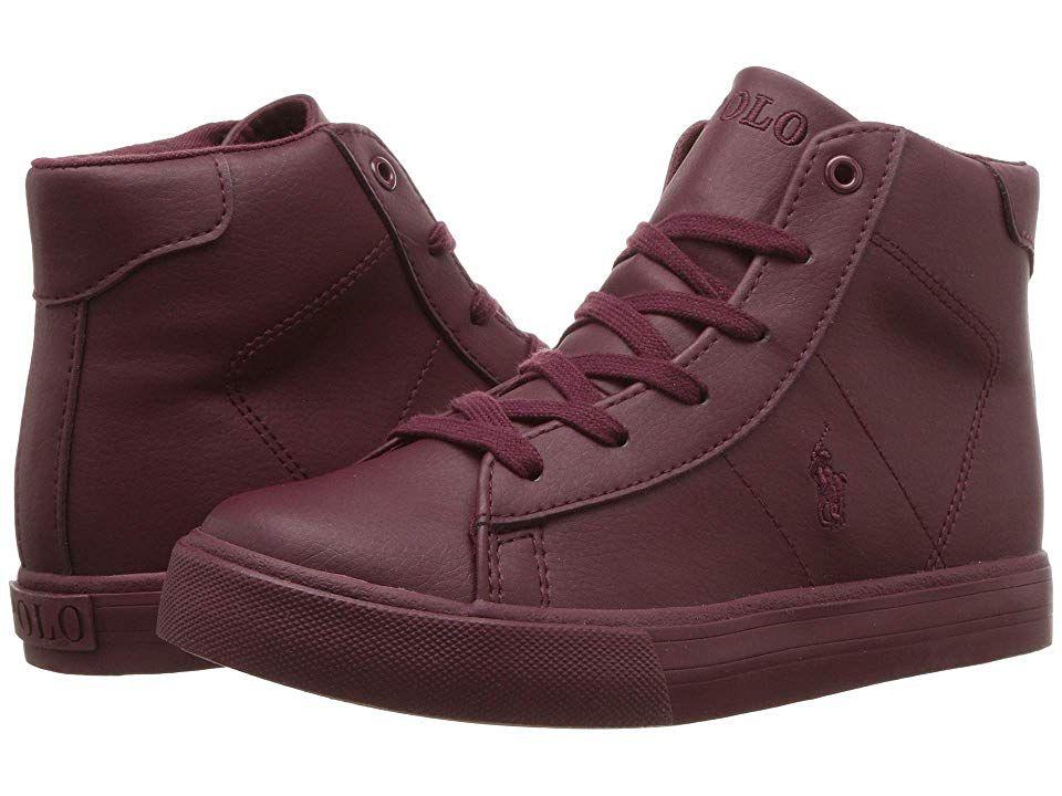 Polo Ralph Lauren Kids Easten Mid Sneaker