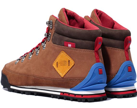 a969f5605bd Stussy Deluxe x Undefeated x The North Face - Back To Berkeley Boots ...