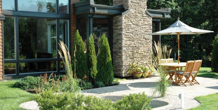 aménagement paysager zen - Recherche Google | jardins | Pinterest ...