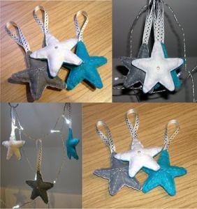 DIY: Adorno navideño para el árbol « Handmade Crafts