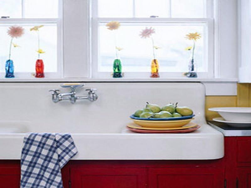 Etonnant Modern Country Style Kitchen Sink