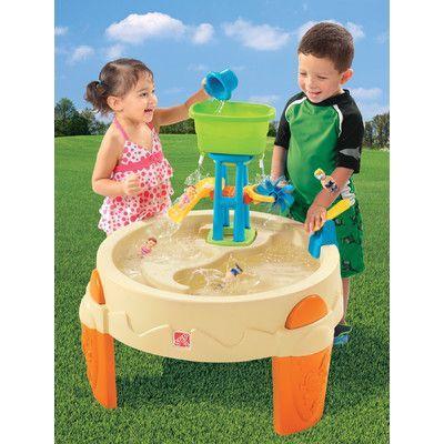 Step2 Big Splash Water Tower   Playground toys, Water park
