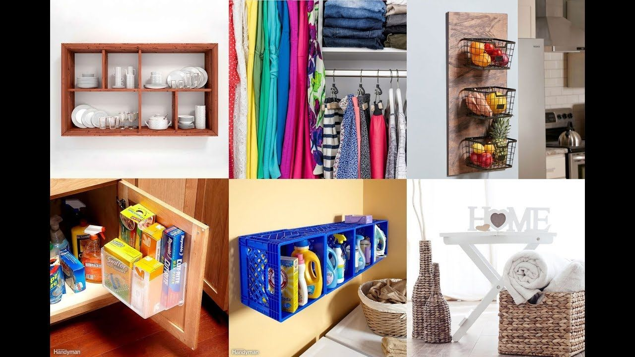 20 Super Simple Hints To Organize Your Home Youtube Organization Decor Organizing Your Home Under Sink Storage,Best Buy Kitchen Appliances Sale