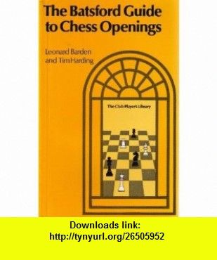Batsford chess openings 2 pdf download