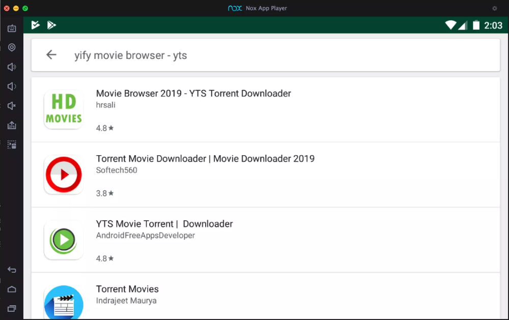 How To Install Yify Movie Browser Yts On Your Pc Windows Mac Onlinetechsoft App Browser Movies