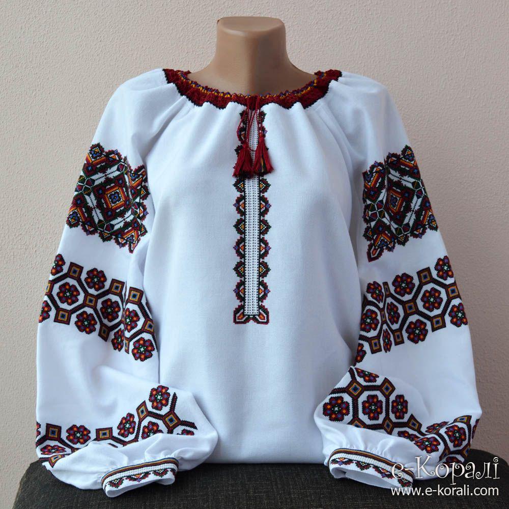 0184ca5b689b7d Вишиванка жіноча - Вишиванка