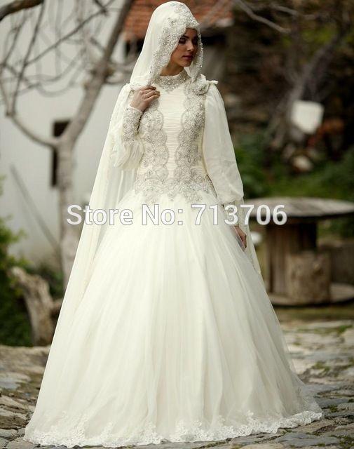 dca6ed984c9 robe de mariée hijab - Google Search