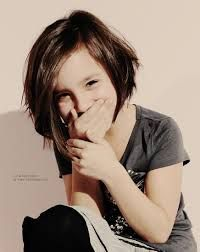 Foto tagli di capelli corti bambina