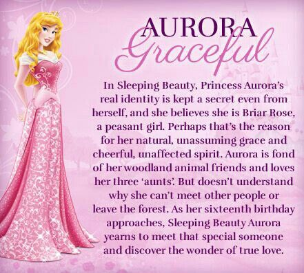 The meaning behind her name | -Sleeping beauty- | Disney