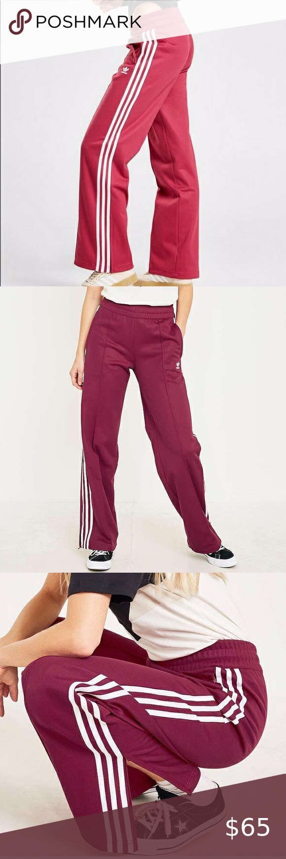 Adidas Ruby colored NWT contemporary