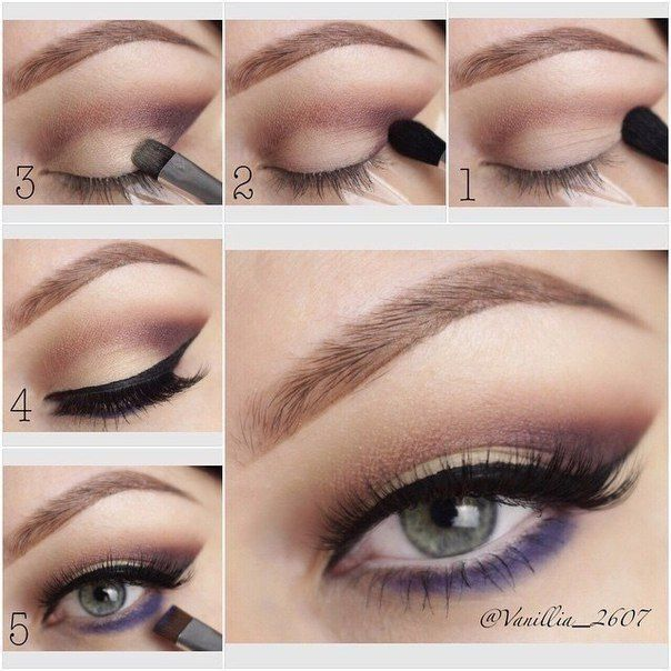 Tutoriale Machiaj Ochi Verzi 8 Machiaj Eye Makeup Makeup