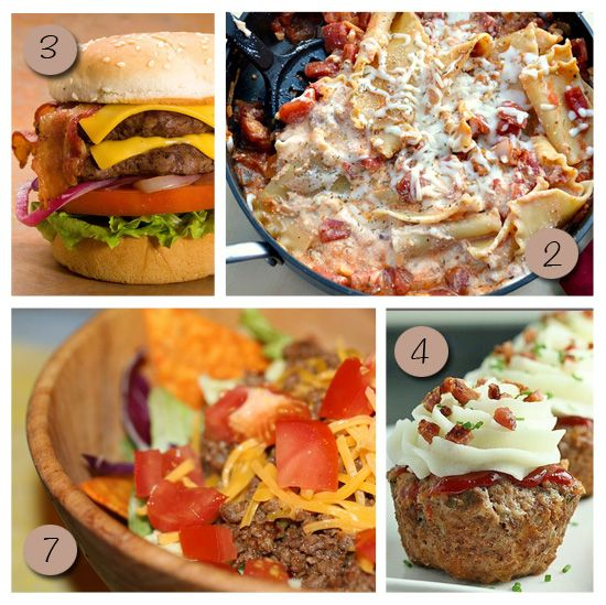 What's For Dinner? | 78 Dinner Ideas | Meal Planning