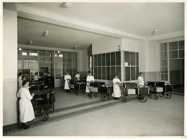 Sant'Anna Hospital, 1932, Como