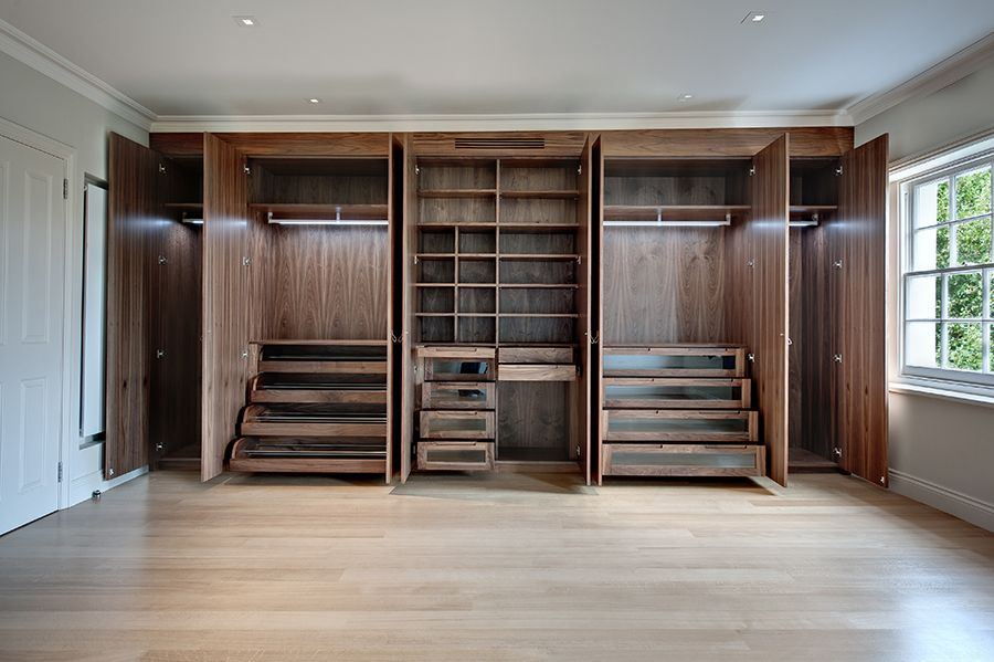 How To Get Wonderful Custom Made Wardrobes