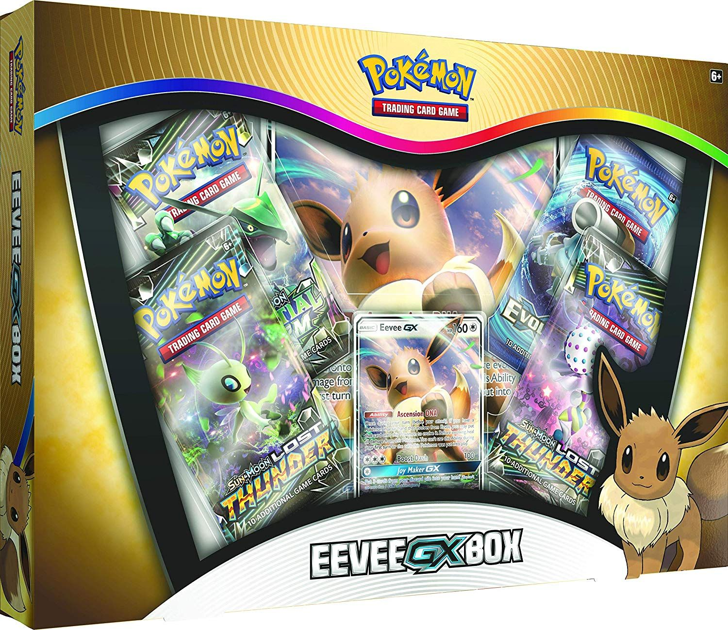 4x Pokemon XY Generations Expansion Factory Sealed Booster Packs