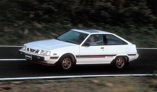 19851988 Mitsubishi Cordia Turbo The Future