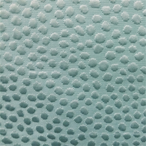Superior Cobble Seafoam Blue Dot Upholstery Fabric