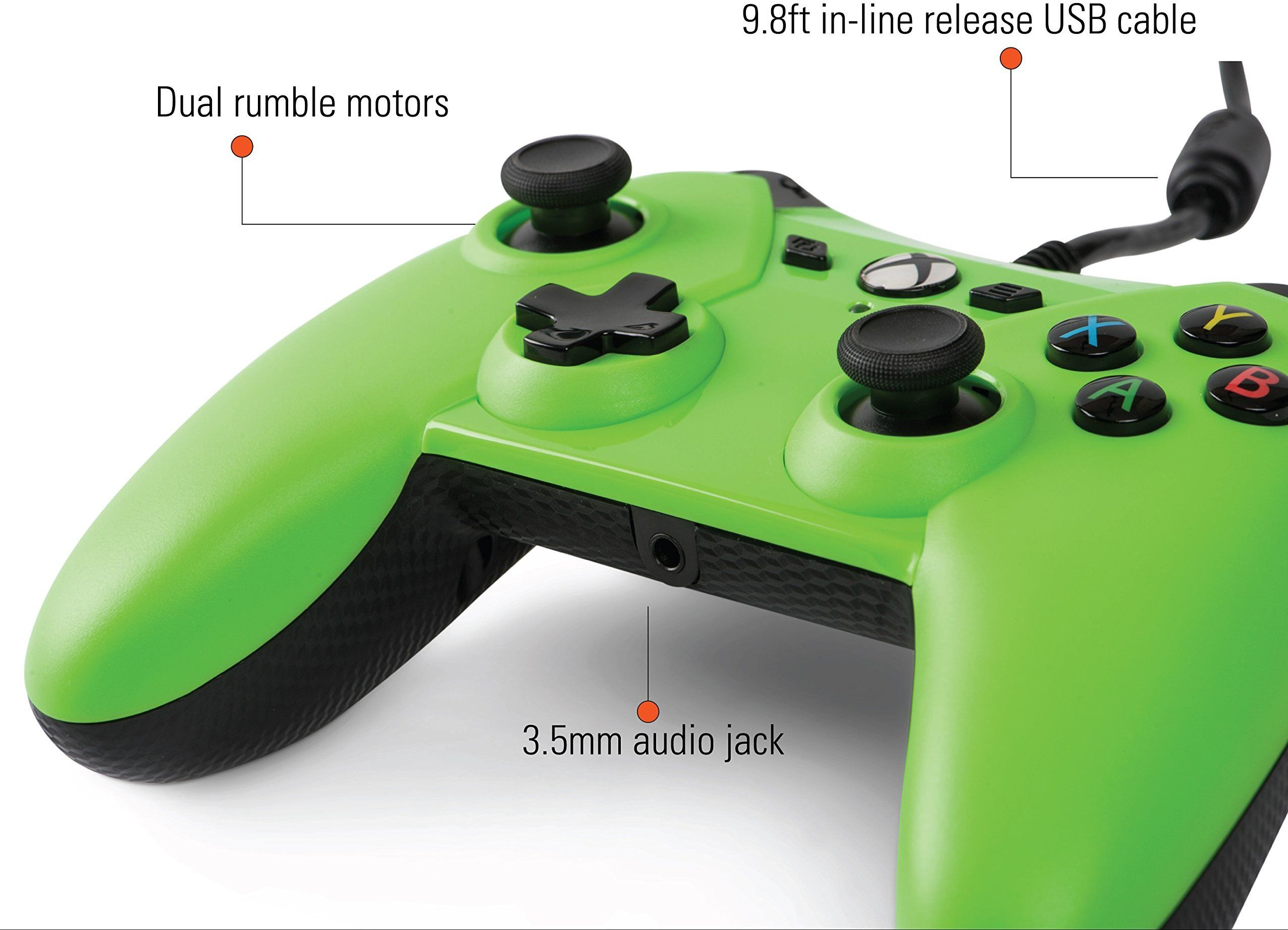 Powera Wired Controller For Xbox One Green Video Games Xbox One Xbox Video Game Posters