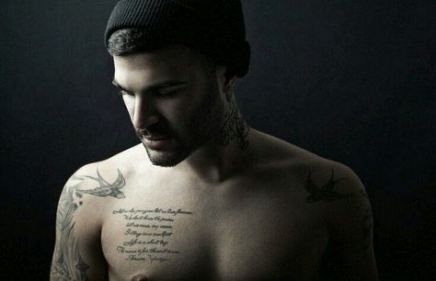 51 Ideas For Quotes Tattoo For Guys Chest #tattoo #quotes