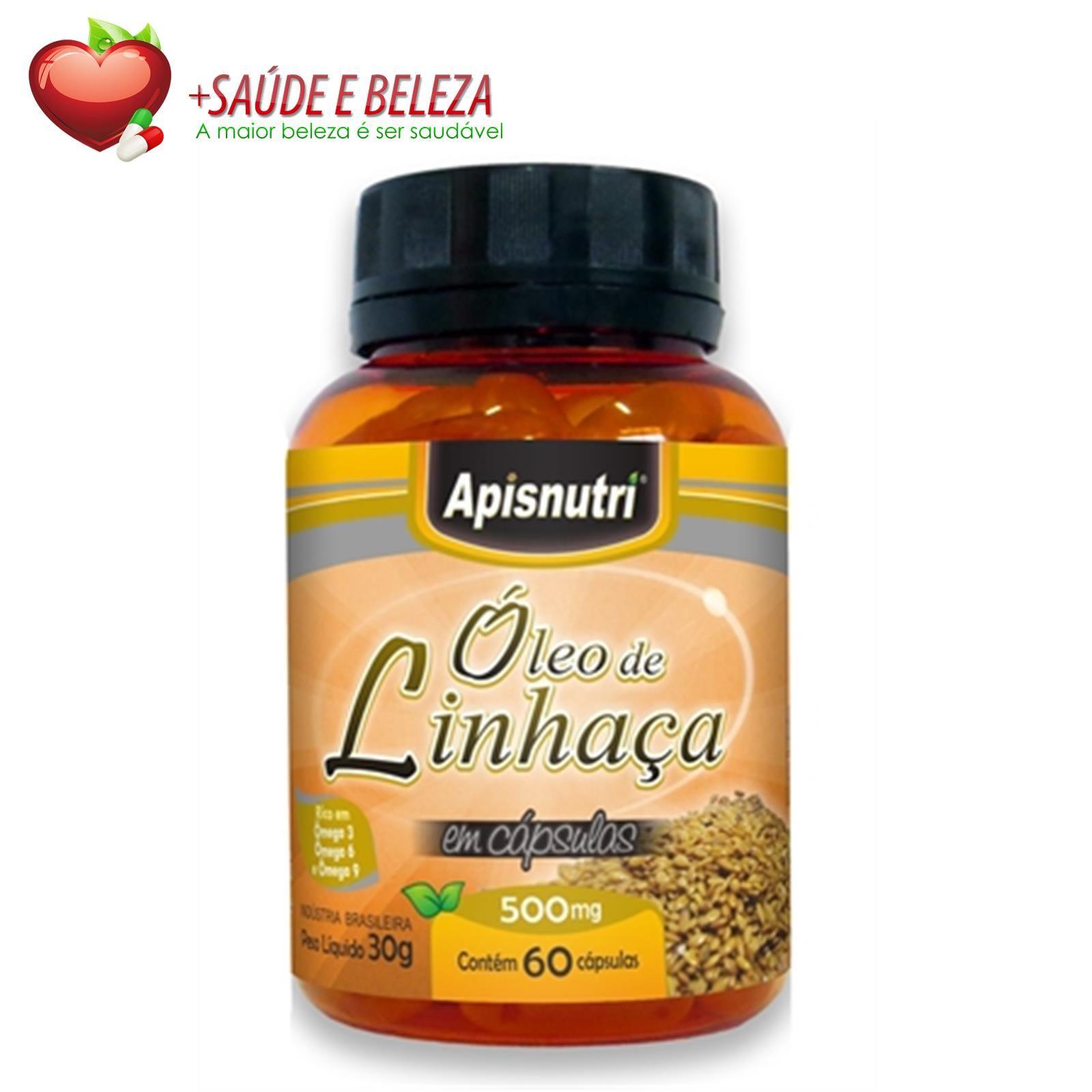O Óleo de Linhaça é rico em ômega 3, 6, 9 e ácido graxos, por isso o Óleo de Linhaça auxilia na prevenção de doenças cardiovasculares, contribui para o bom funcionamento celular afastando o envelhecimento precoce e diminuindo dores musculares devido a exercícios físicos, além de ser anti-hipertensivo. http://www.maissaudeebeleza.com.br/p/390/oleo-de-linhaca-c60-capsulas-com-500mg?utm_source=facebook&utm_medium=link&utm_campaign=%C3%93leo+Linhaca&utm_content=post