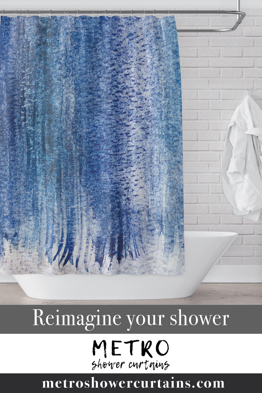 Sanilo Waterfall Shower Curtain Waterfall Shower Flower Shower
