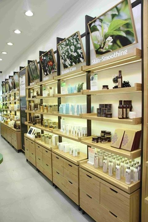 Innisfree India With Images Retail Store Design Pharmacy