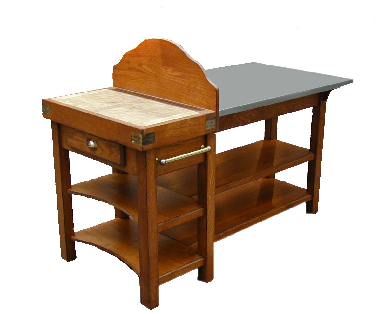 maison strosser paris 1874 furniture to mesure meuble sur mesure la table etal dessus inox. Black Bedroom Furniture Sets. Home Design Ideas