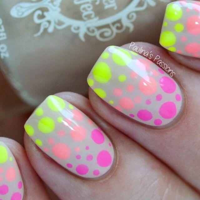 Here Is My Video Tutorial On These Adorable Polka Dots Full Version