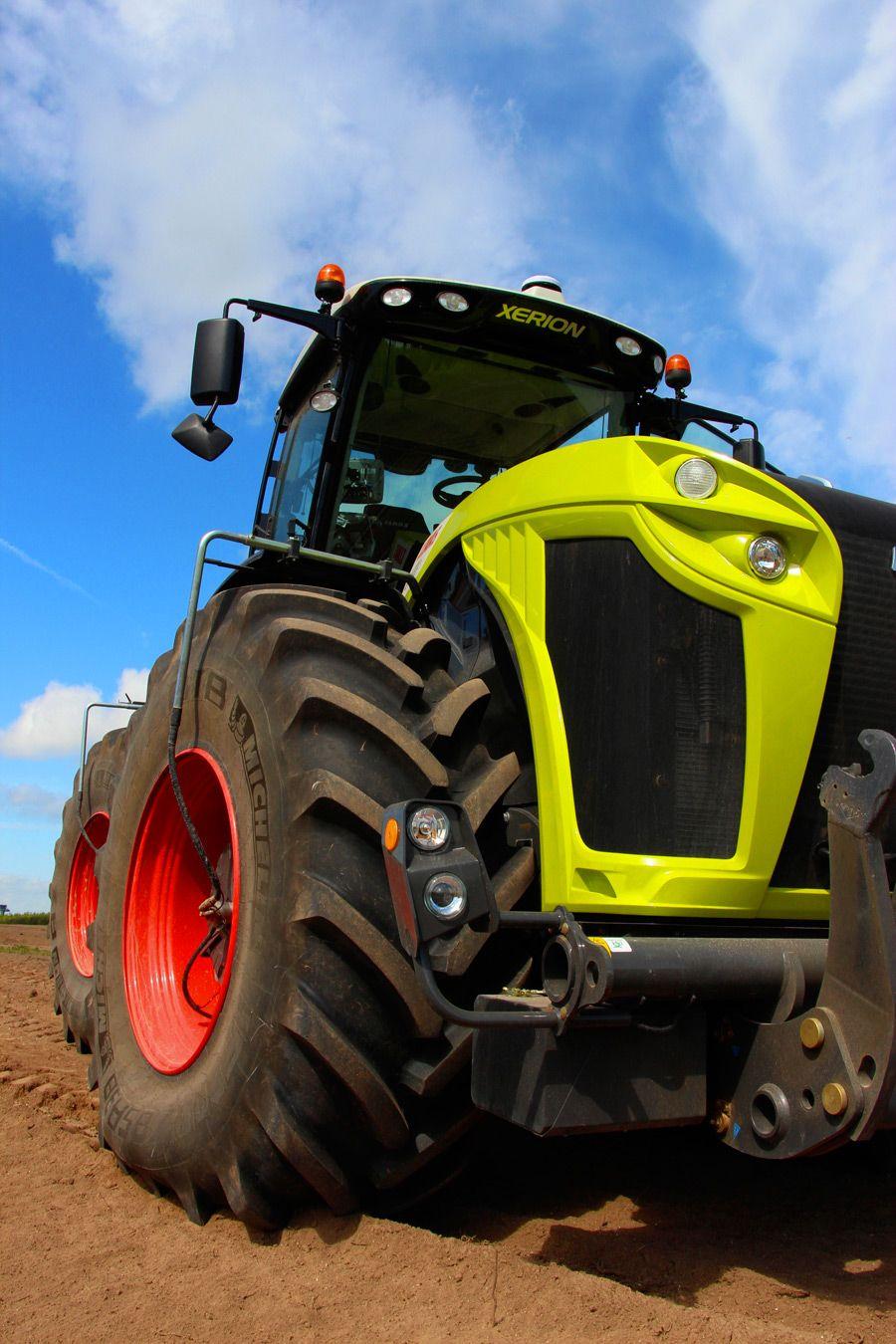 Plus Gros Tracteur Du Monde : tracteur, monde, Idées, Claas, Tracteur,, Tracteur, Agricole,