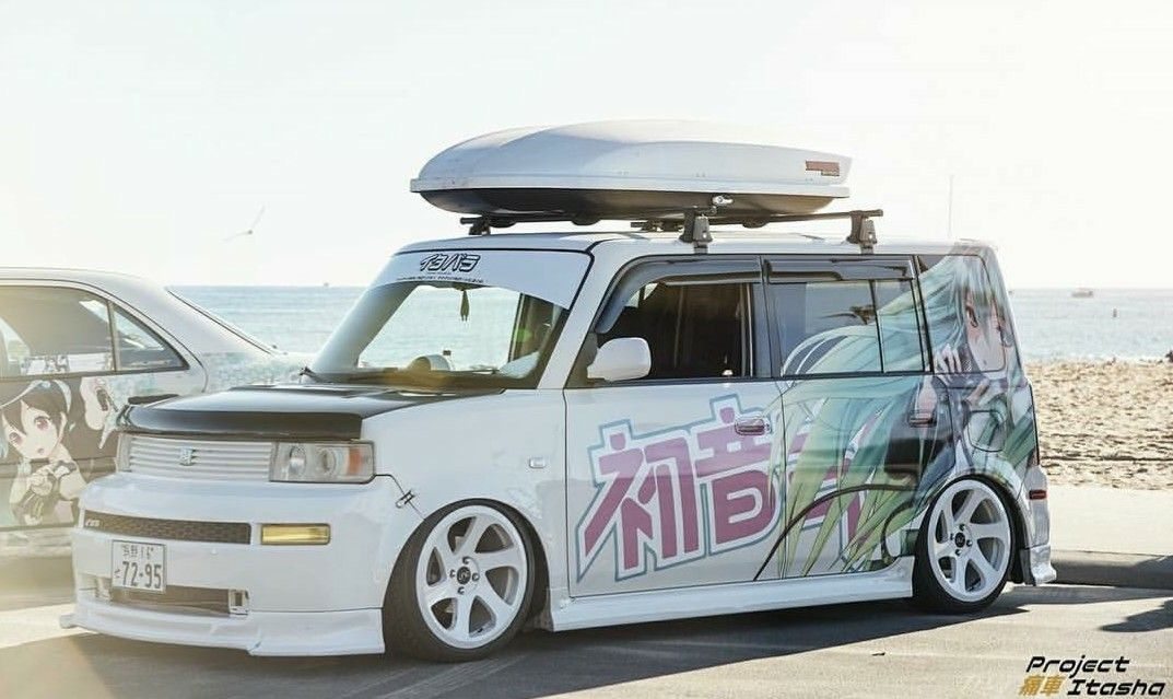 Pin By Veronica Sanchez On Scion Xb Toyota Scion Xb Scion Xd Classic Japanese Cars
