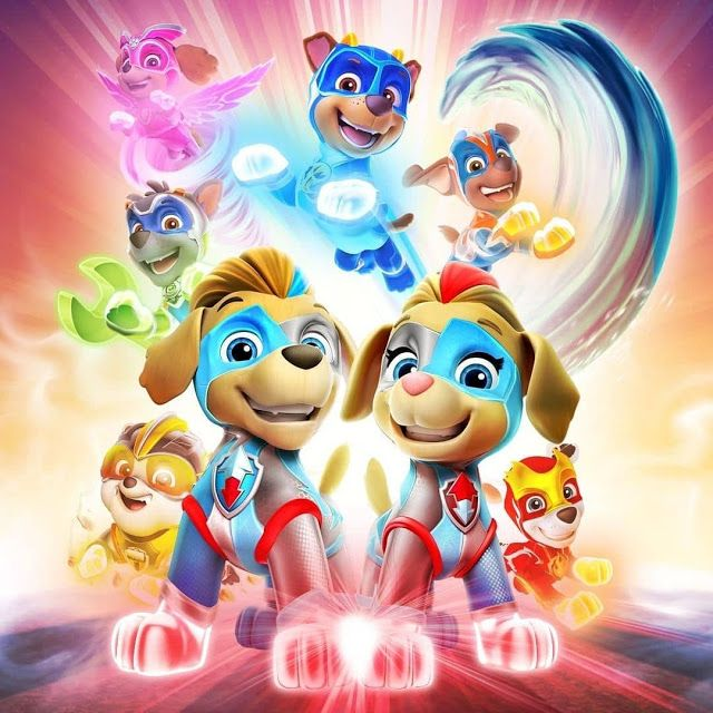Nick Jr Australia To Premieres Paw Patrol Mighty Pups Super Paws Special Pups Meet The Paw Patrol Cartoon Paw Patrol Coloring Paw Patrol Coloring Pages