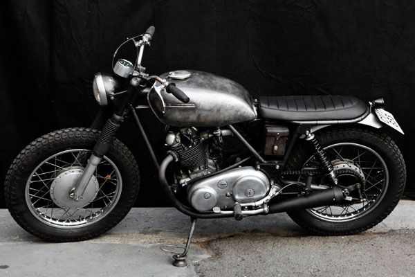 Norton Commando, The wrenchmonkees - This is a men's world -
