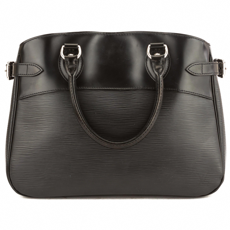 9dc85ccb1e3f2 Louis Vuitton Noir Epi Leather Passy PM (3884014)  Louisvuittonhandbags