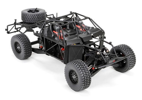 Losi Announces All New Baja Rey 1 10 4wd Desert Truck Video Trophy Truck Trucks Losi